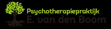 Psychotherapiepraktijk E. van den Boom Logo